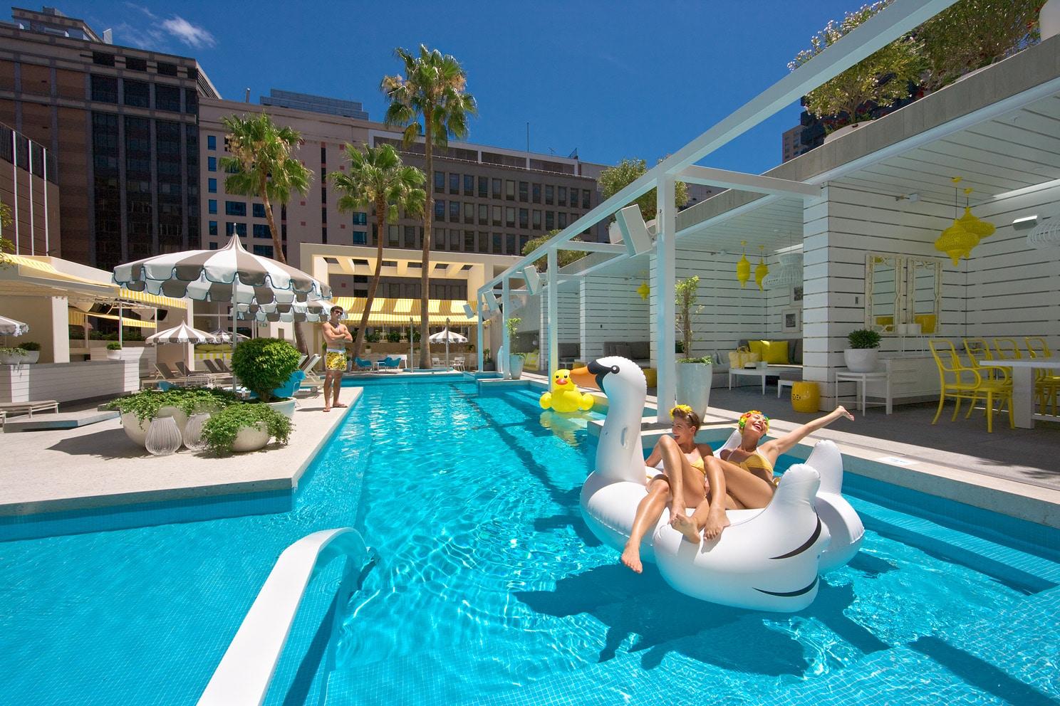 Ivy Pool Club, Merivale  Sydney