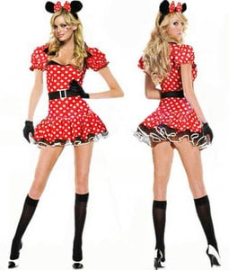 Minnie Mouse...sexy?